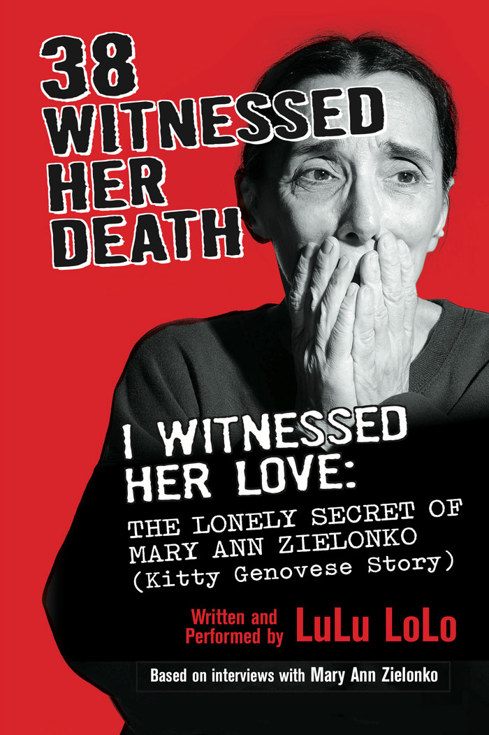 Staged Reading to commemorate the 50th Anniversary of the Death of Kitty Genovese